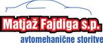Kakovostna avtomehanika Matjaž Fajdiga - logo